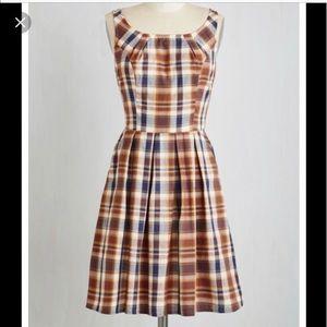 Book Club Beauty A-Line Dress